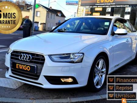 AUDI A4 IV 2 TDI 143 CH AMBITION LUXE LIMOUSINE