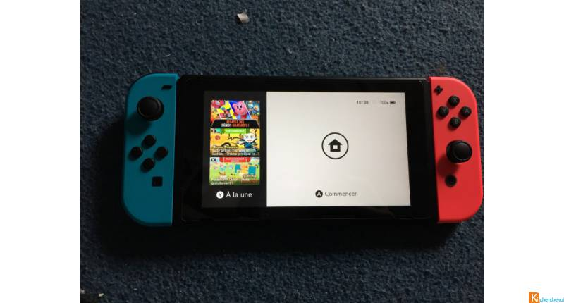 nintendo switch version