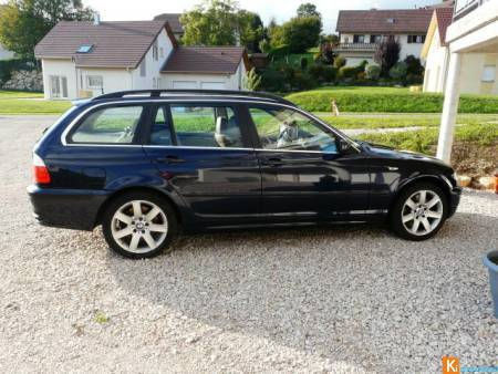 BMW 330 xd pack luxe