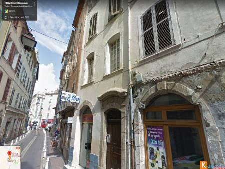TOULON CENTRE- Excellent placement type 2 de 42,95 m2
