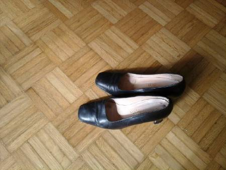 chaussure cuir taille 38