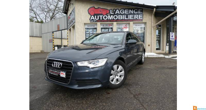 Audi A6 2.0 Tdi 177ch Ambition Luxe