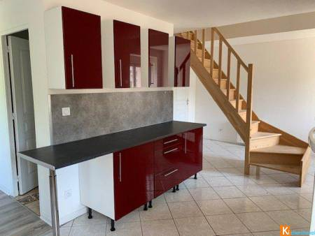 Appartement de type F3 en duplex