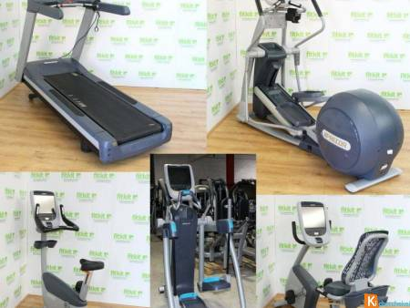 Lot de 5 machines cardio Precor