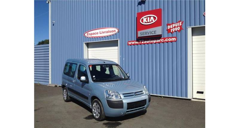 Citroen Berlingo 1.6 HDi 92