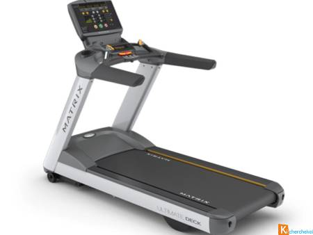 Tapis de course New Treadmill T5X Matrix