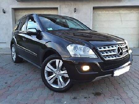 Mercedes-Benz M-Klasse ML 350 CDI 4-Matic SPORT ED