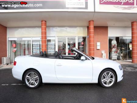 Audi A5 Cabriolet 2.0 Tdi 150ch Clean Diesel Ambition Luxe Euro6