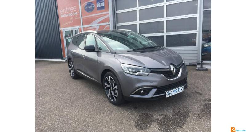 Renault SCENIC 1.3 Tce 140ch Energy Bose Edc 7pl