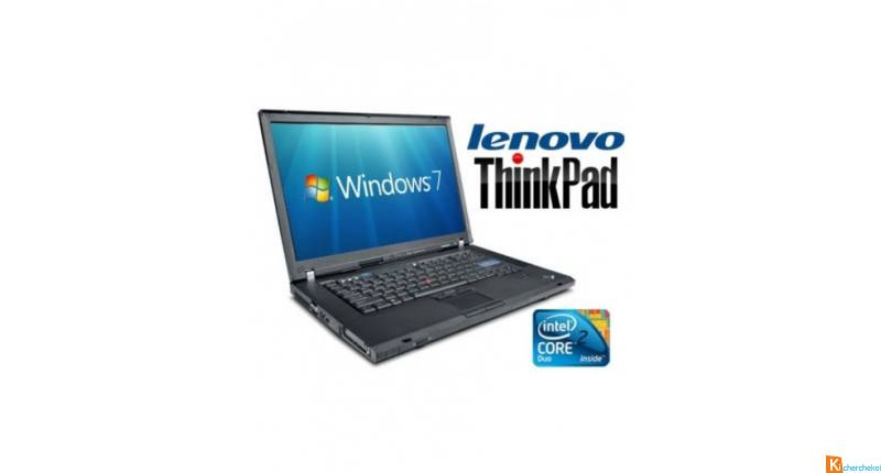 PC Portable LENOVO THINKPAD T61 CORE 2 DUO 1.8GHZ