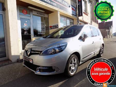 Renault Scenic 1.5 Dci 110 Ch Energy Bose