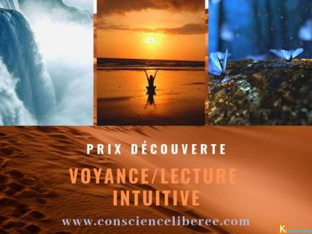Voyance, Lecture Intuitive
