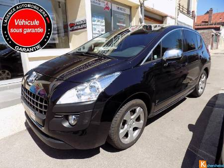 Peugeot 3008 3008 1.6 Hdi 115 Ch  Style