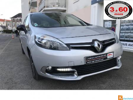 Renault Scenic 1.5 Dci 110ch Energy Bose Eco²