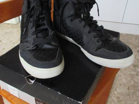 chaussures montantes supra taille 46
