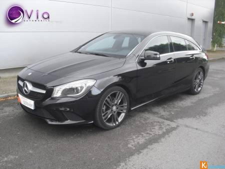 Mercedes CLASSE CLA Shooting Brake 200 Cdi 7g-dct Sensation