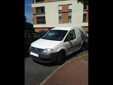 VOLKSWAGEN CADDY Caddy Van - SDi Base