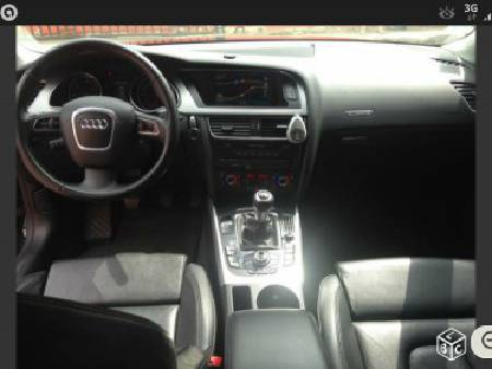 AUDI A5 3l V6 240chx ambition luxe Diesel 2007 Cou