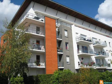 ORVAULT APPARTEMENT 80M2 3 CHAMBRES PROCHE TRAMWAY