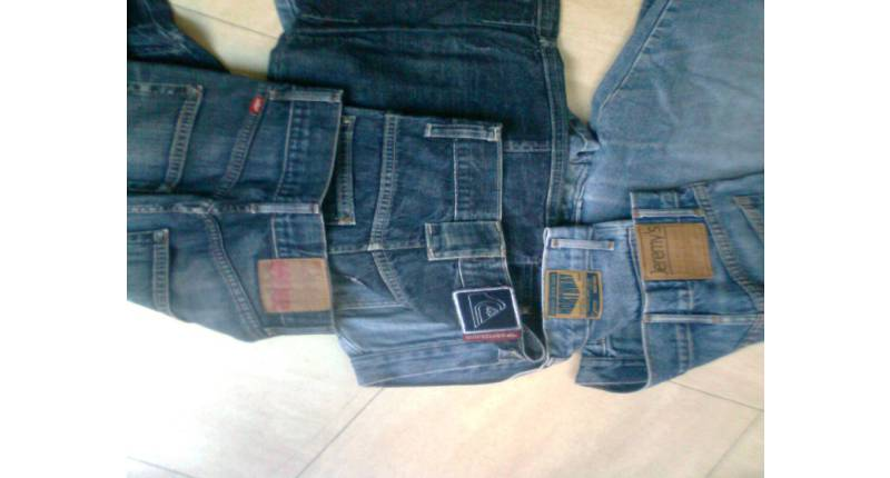 4 jeans  - homme - 38 - zoe
