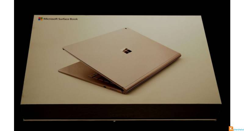 Ordinanteur Microsoft Surface Book