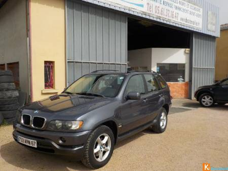 Bmw X5 X5 3.0i Pack Luxe A