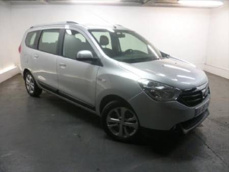Dacia Lodgy dCI 110 FAP 5 places Black Lin
