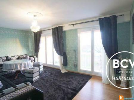 APPARTEMENT 68 M² + BALCON + CAVE - Chartres