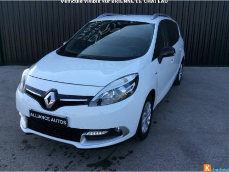 Renault SCENIC Grand 1.5 Dci - 110 - 7pl Limited
