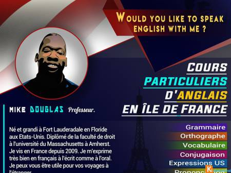 Cours d'Anglais (English Lessons)