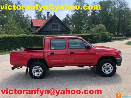 Toyota HiLux 4x4 Double Cab PICK UP