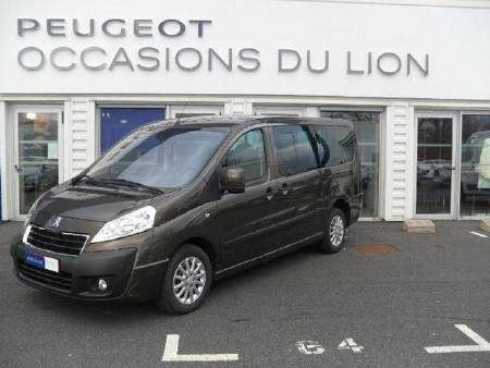 Peugeot Expert 2.0 HDi 125ch Allure Long 8pl