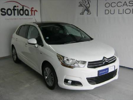 Citroen C4 1.6 HDi 90 FAP Exclusive - 5CV
