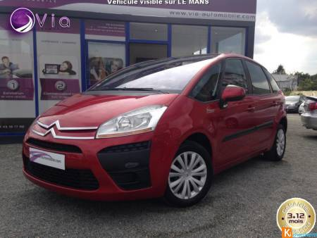 Citroen C4 Picasso Hdi 110 Pack Ambiance