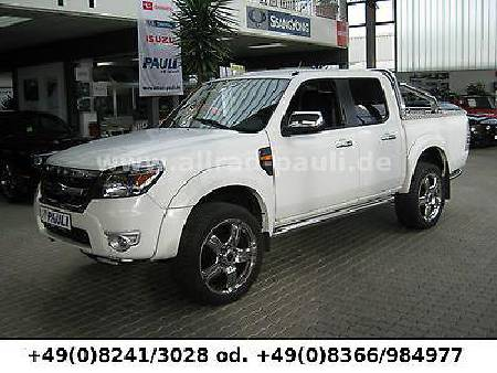 Ford Ranger 2.5 Limited Doppe