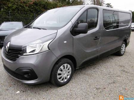 Renault TRAFIC CABINE APPROFONDIE L2h1 Dci 125 Grand Confort