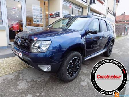 Dacia DUSTER Duster Dci 110 Edc 4x2 Black Touch 2017
