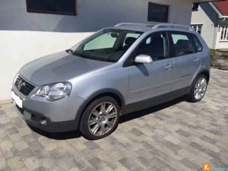 VOLKSWAGEN POLO CROSS 1.4 TDI