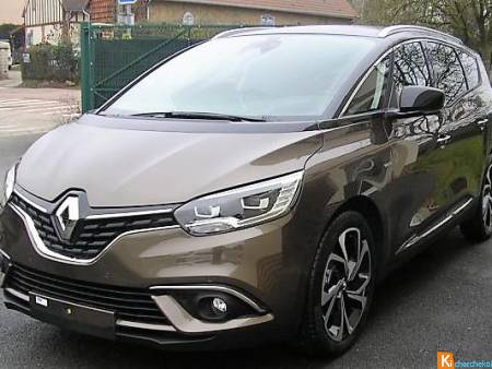 Renault GRAND SCENIC IV Grand Scénic Blue Dci 150 Intens
