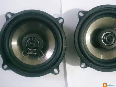 HP Coaxial 2 voies 130mm Puissance Max : 150W