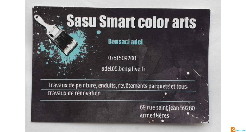 Smart color arts
