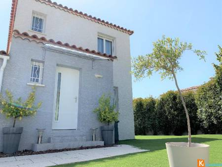SAINT JUST - Villa F4 - Terrain piscinable