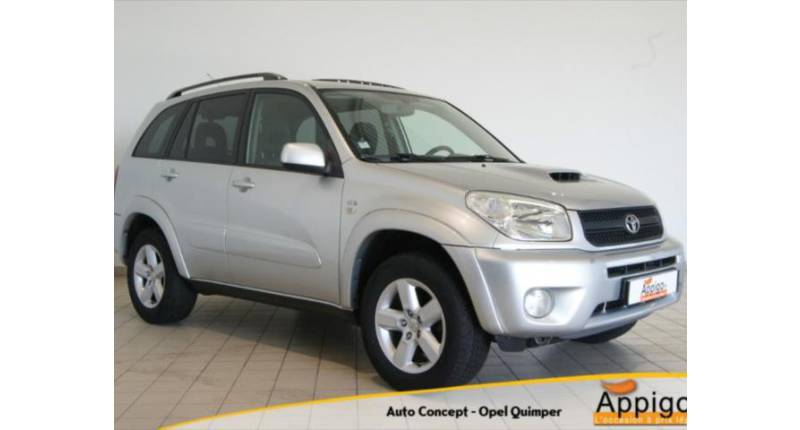 Toyota Rav4 115 D-4D Limited Edition 5p
