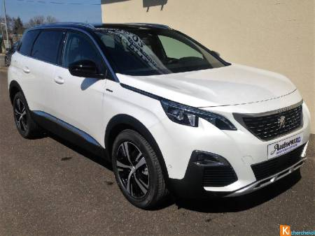 Peugeot 5008 1.5 Bluehdi 130ch Gt Line Sets Eat8