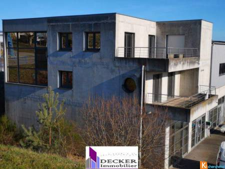 Local professionnel 95 m² + stockage 170 m² - Ingwiller