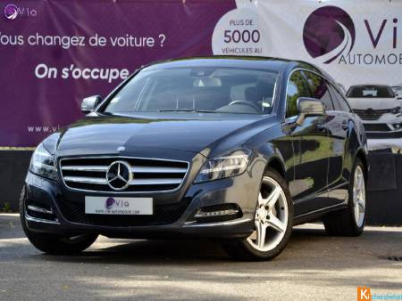 Mercedes CLASSE CLS Shooting Brake 350 Cdi 7g-tronic