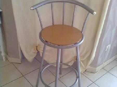 BAR + TABOURET HAUT