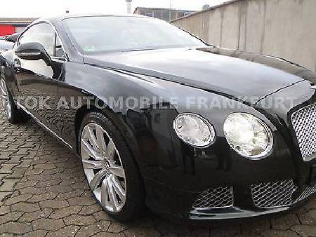 Bentley Continental GT/NEW MO