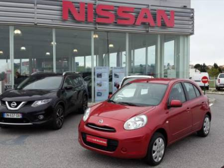 Nissan Micra 1.2 80 Acenta