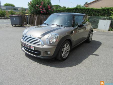 Mini Mini Cooper D 2.0 112ch ( R56 ) Pack Chili Bva